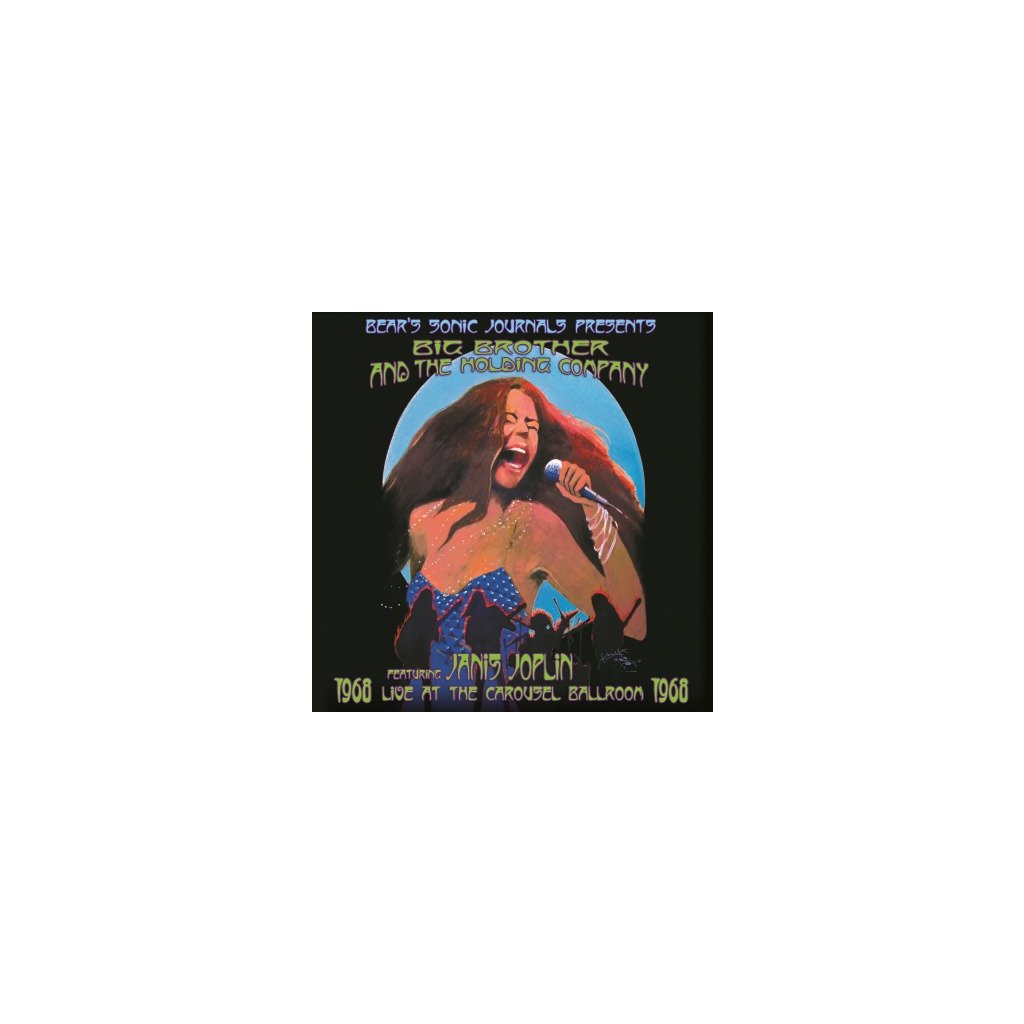 VINYLO.SK | BIG BROTHER AND THE HOLDING COMPANY - LIVE AT THE CAROUSEL BALLROOM (2LP).. BALLROOM / 180GR. GATEFOLD