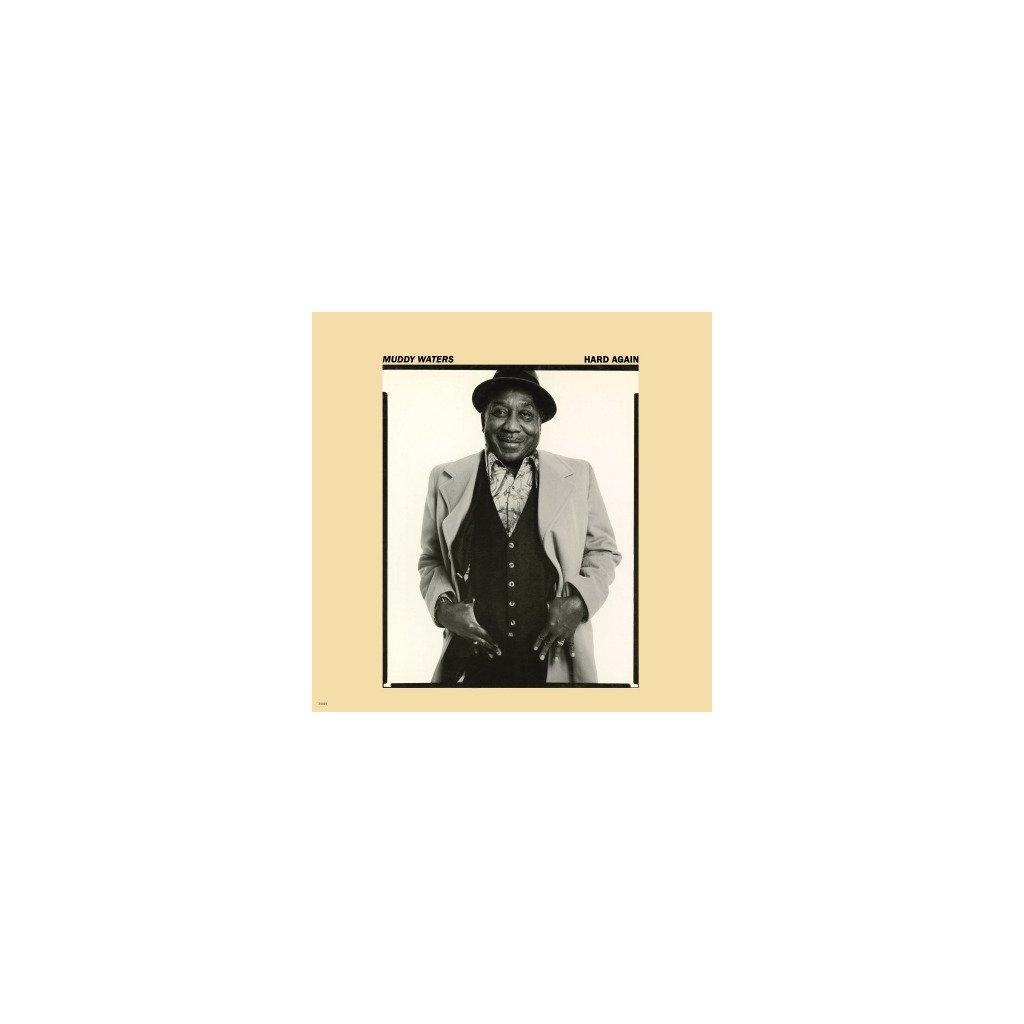 VINYLO.SK | WATERS, MUDDY - HARD AGAIN (LP)180 GRAM AUDIOPHILE PRESSING