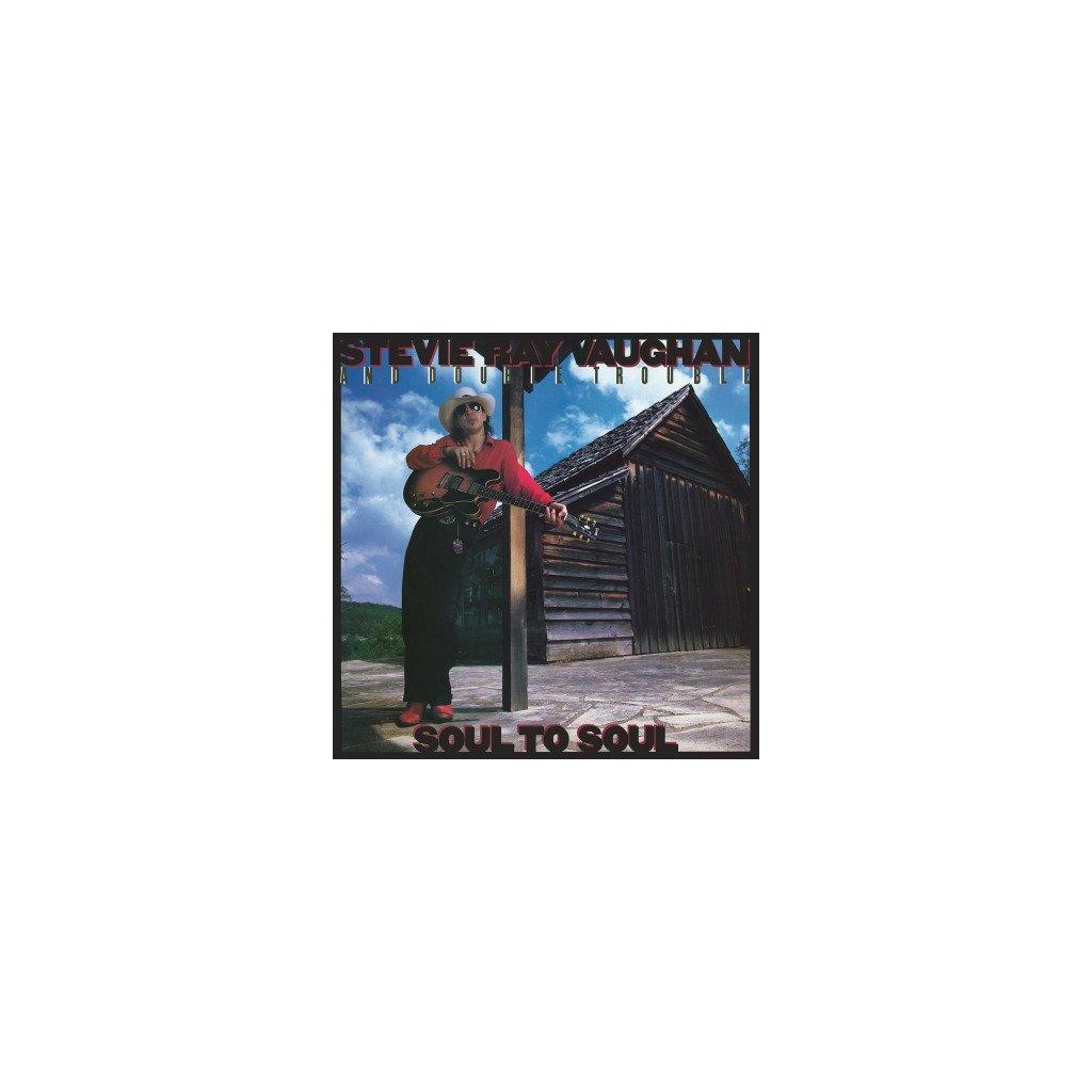 VINYLO.SK | VAUGHAN, STEVIE RAY - SOUL TO SOUL (LP)180 GRAM AUDIOPHILE VINYL