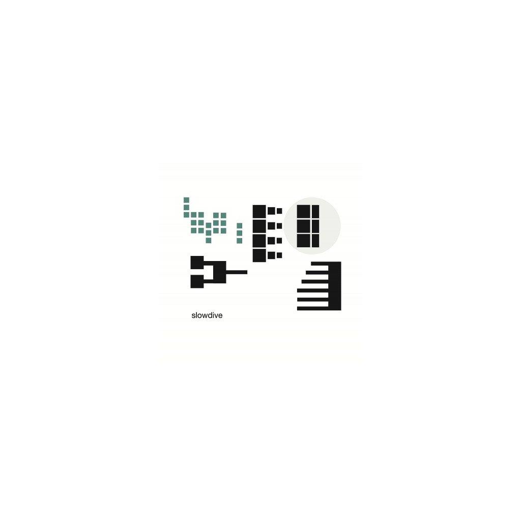 VINYLO.SK | SLOWDIVE - PYGMALION (LP)180 GRAM PRESSING / INSERT