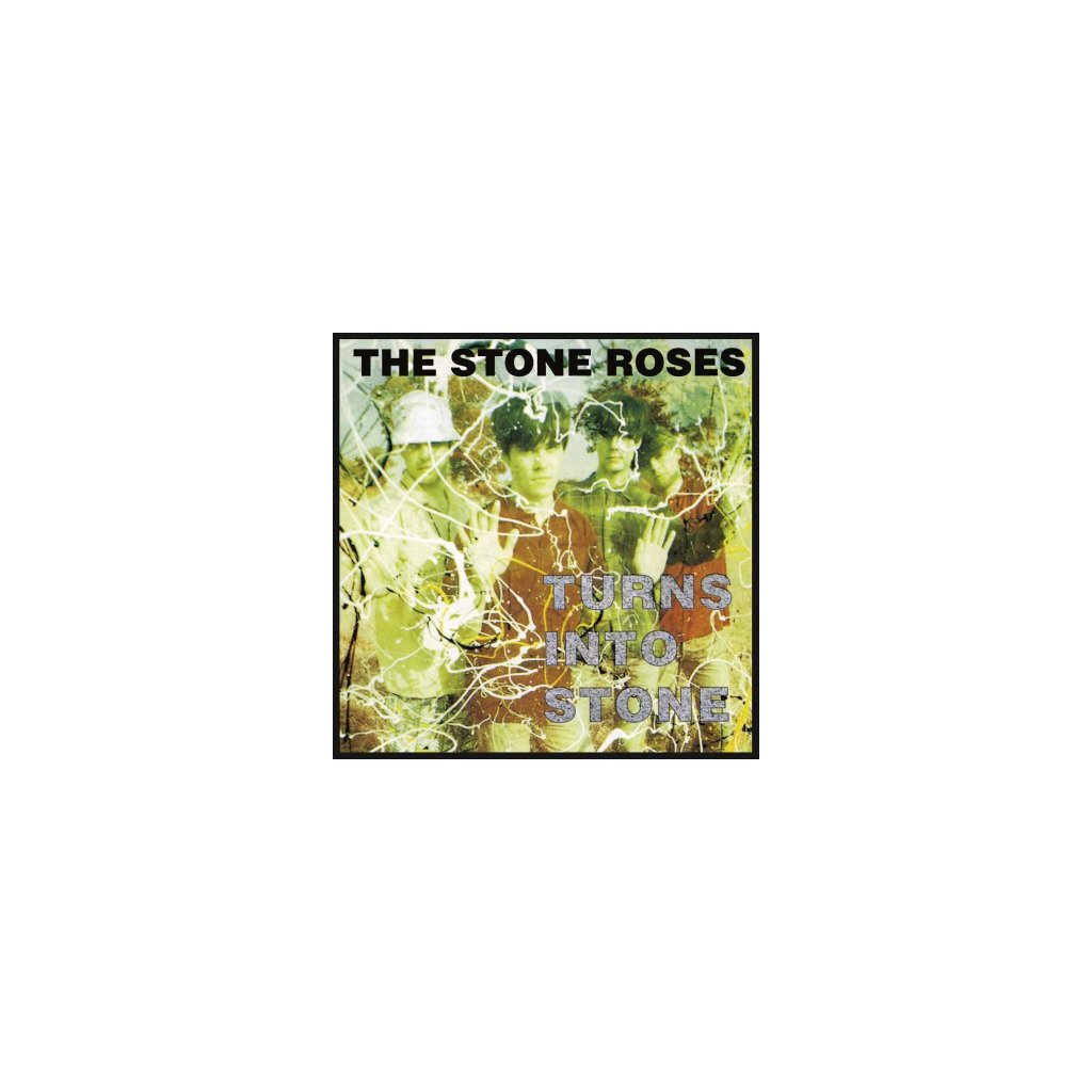VINYLO.SK | STONE ROSES - TURNS INTO STONE (LP)180 GRAM AUDIOPHILE PRESSING