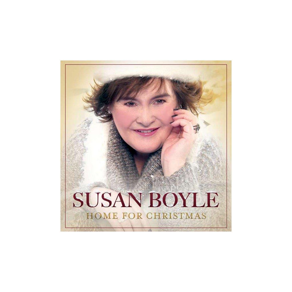 VINYLO.SK | BOYLE, SUSAN - HOME FOR CHRISTMAS [CD]