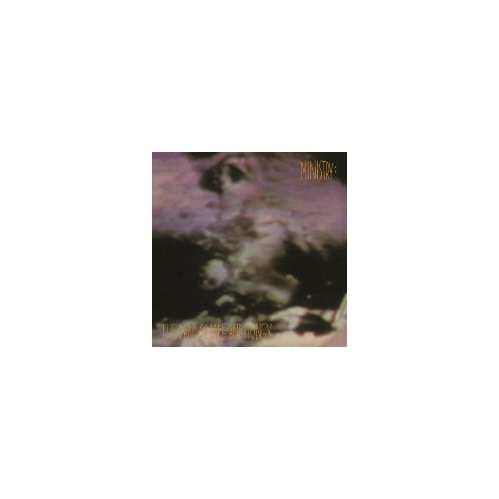 VINYLO.SK   MINISTRY - LAND OF RAPE AND HONEY (LP)180 GRAM AUDIOPHILE VINYL