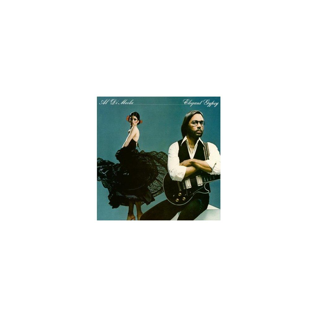 VINYLO.SK | DI MEOLA, AL - ELEGANT GYPSY (LP)180GR. AUDIOPHILE VINYL / INCL. INSERT