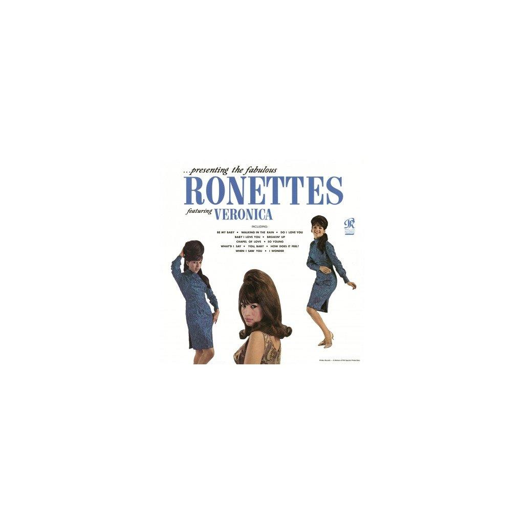 VINYLO.SK | RONETTES - PRESENTING THE FABULOUS RONETTES (LP).. RONETTES // 180 GRAM AUDIOPHILE VINYL
