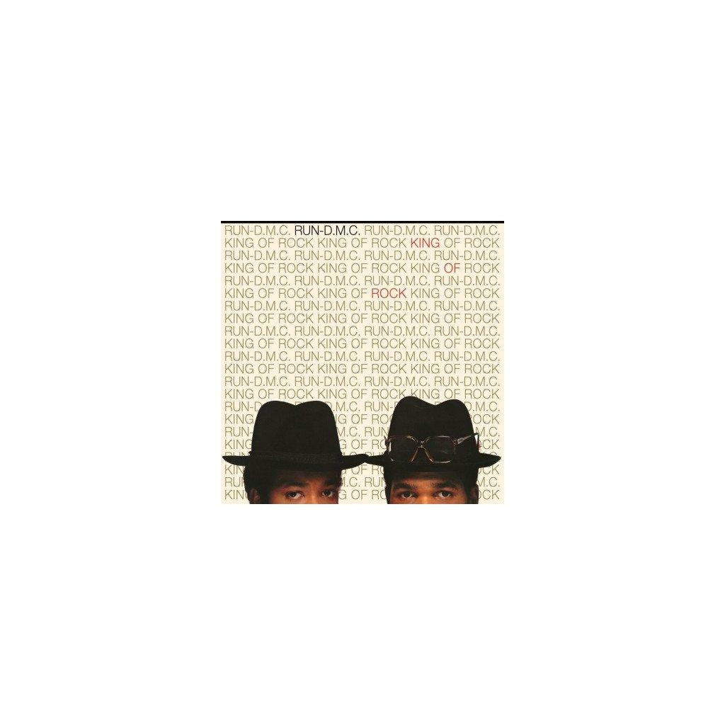VINYLO.SK | RUN DMC - KING OF ROCK (LP)180 GRAM AUDIOPHILE VINYL
