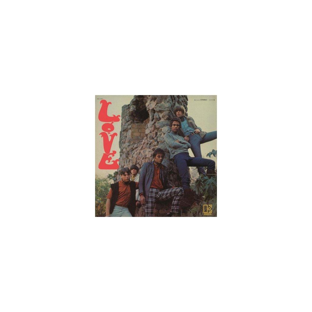 VINYLO.SK | LOVE - LOVE (LP)180 GRAM AUDIOPHILE VINYL