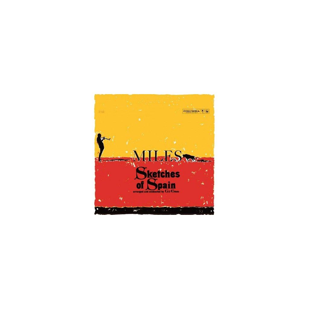 VINYLO.SK   DAVIS, MILES - SKETCHES OF SPAIN (LP)180GR. AUDIOPHILE VINYL