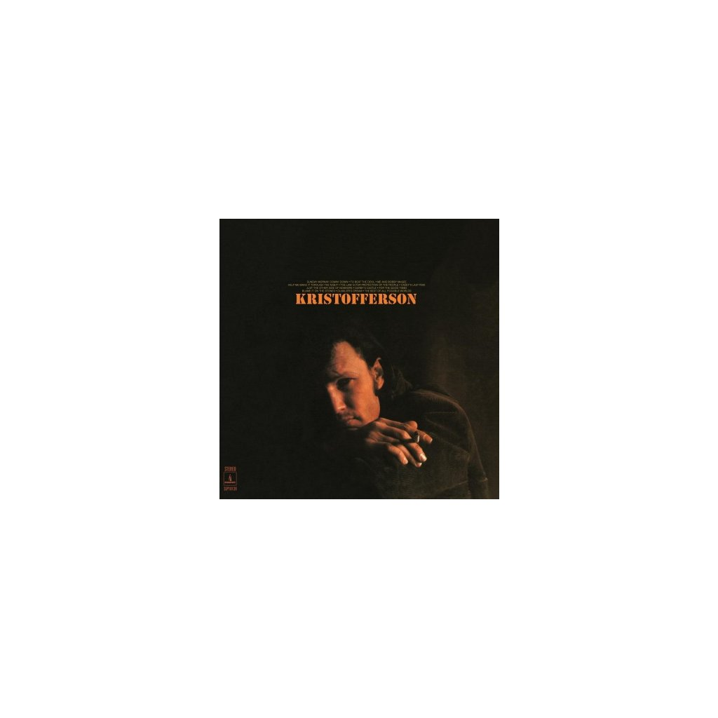 VINYLO.SK | KRISTOFFERSON, KRIS - KRISTOFFERSON (LP)180GR. AUDIOPHILE VINYL