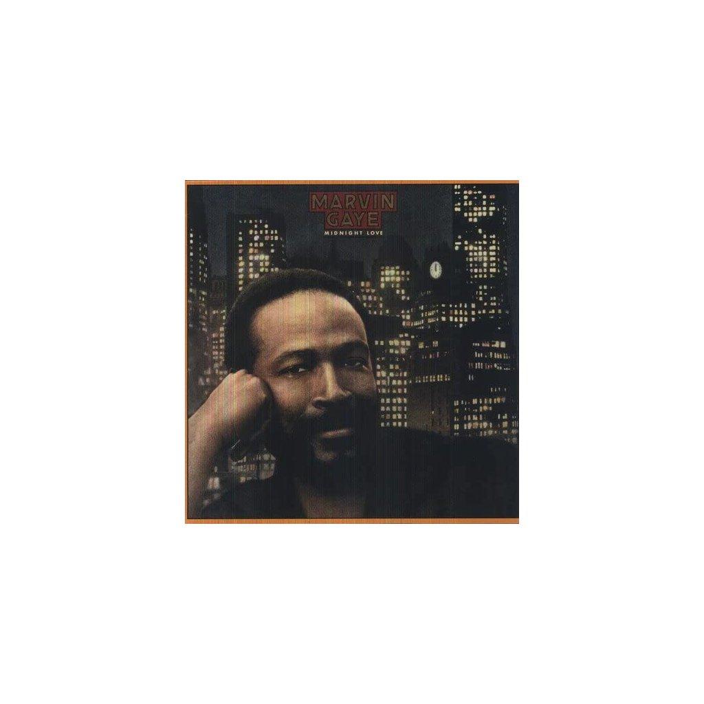 VINYLO.SK   GAYE MARVIN - MIDNIGHT LOVE [LP] 180g AUDIOPHILE VINYL / INCL. INSERT