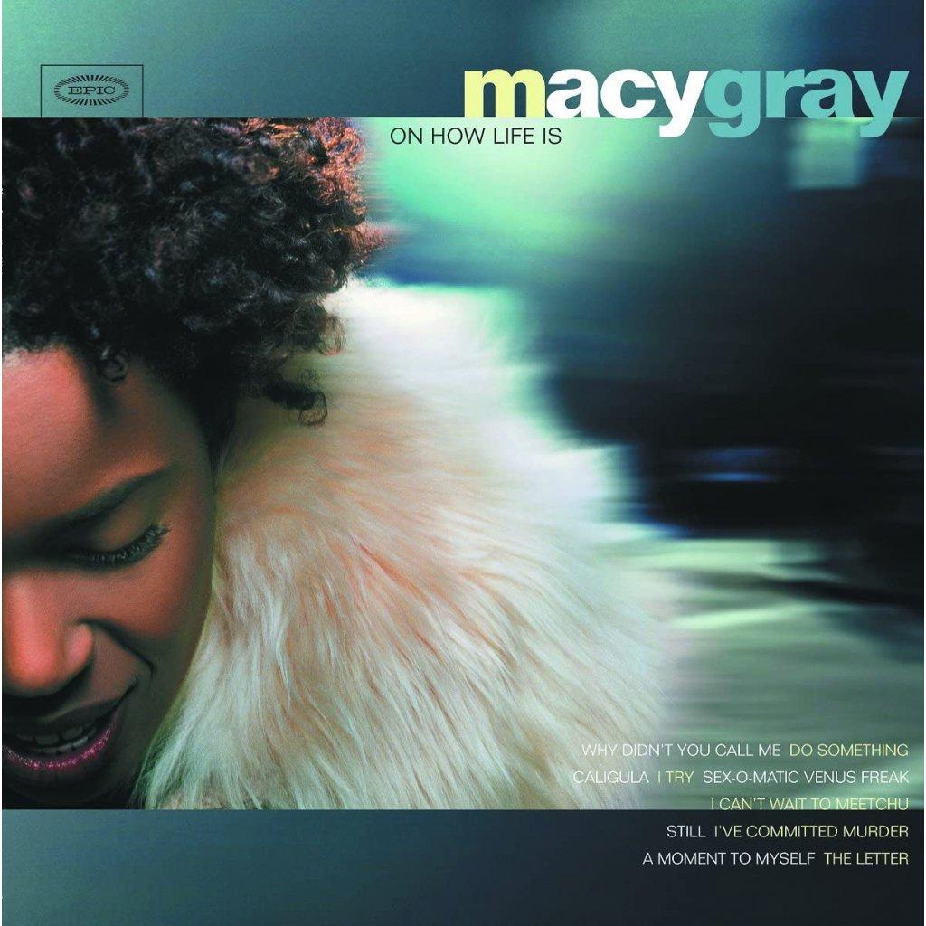 VINYLO.SK | GRAY MACY - ON HOW LIFE IS [LP] 180g AUDIOPHILE VINYL / INCL. INSERT