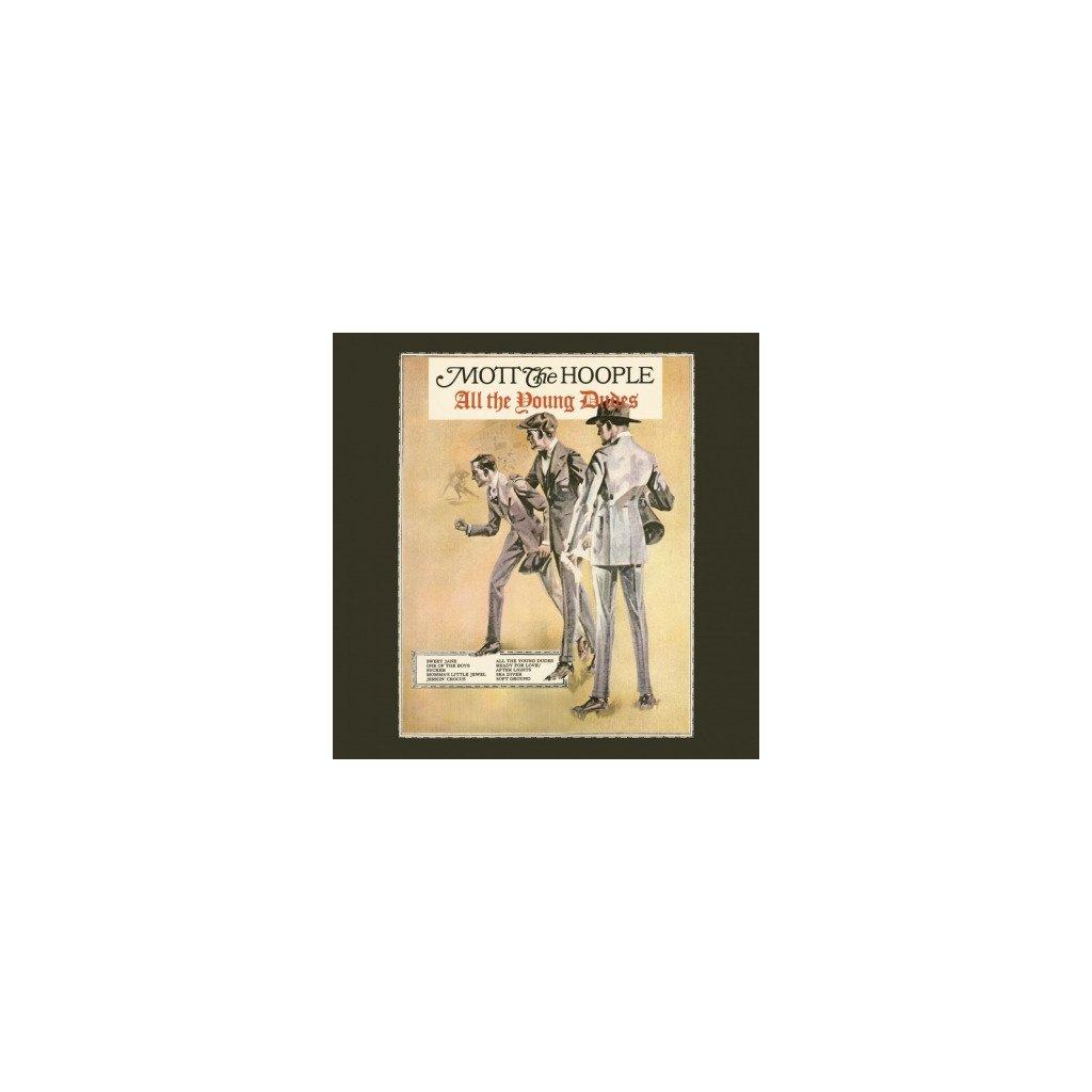 VINYLO.SK | MOTT THE HOOPLE - ALL THE YOUNG DUDES (LP)180 GRAM AUDIOPHILE VINYL