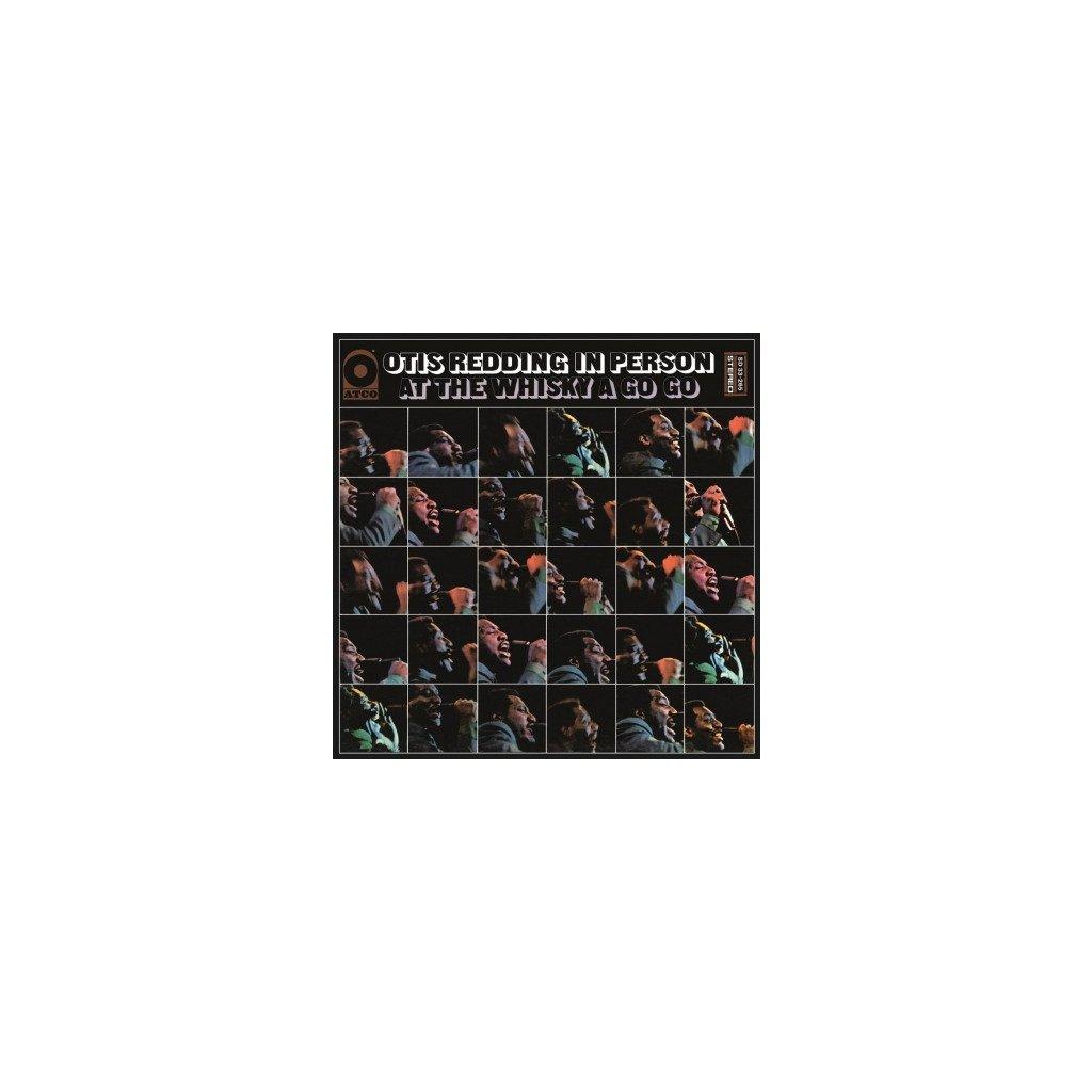 VINYLO.SK | REDDING, OTIS - IN PERSON AT THE WHISKEY A GO GO (LP)..WHISKEY A GO GO // 180 GRAM AUDIOPHILE VINYL