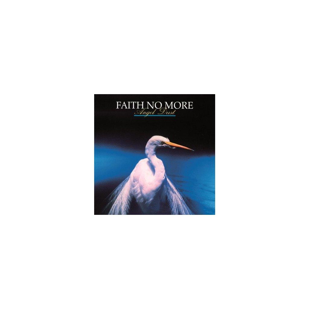 VINYLO.SK | FAITH NO MORE - ANGEL DUST (2LP)180GR. AUDIOPHILE VINYL