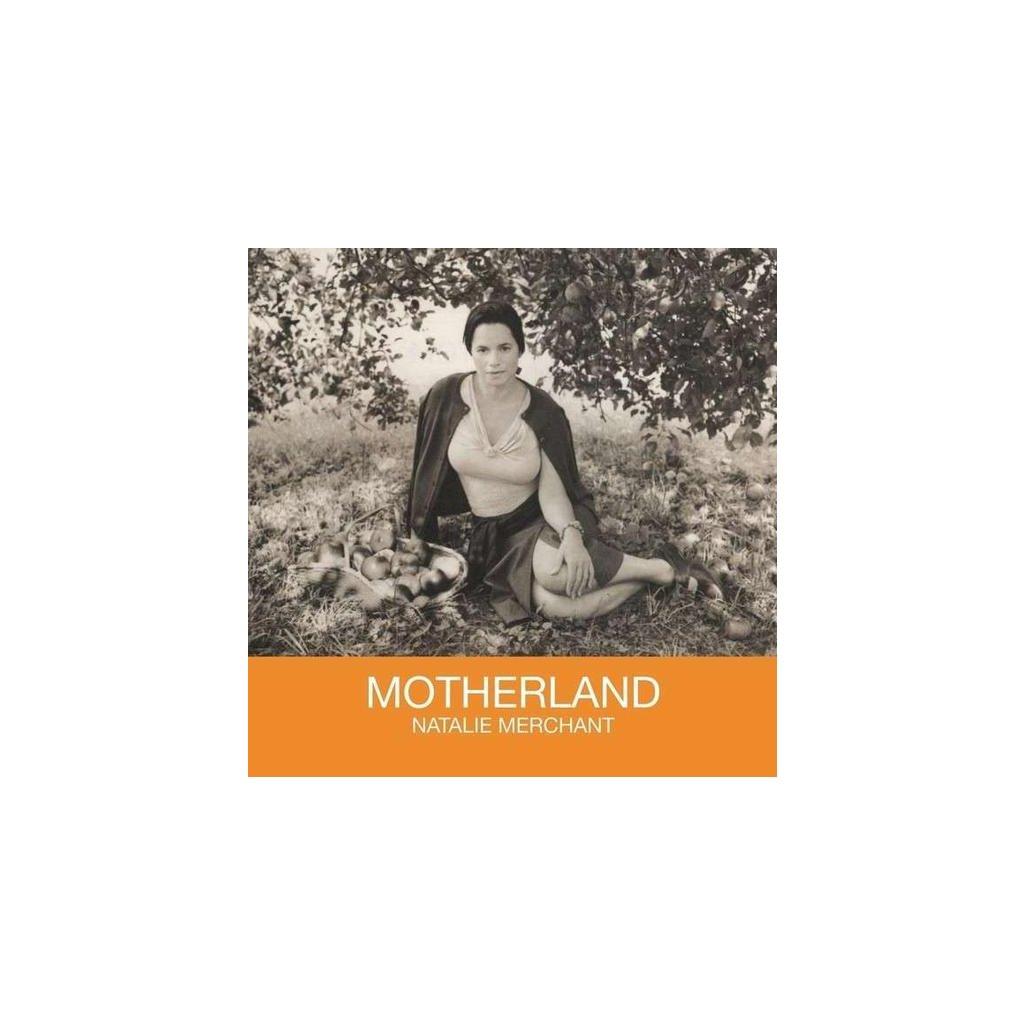 VINYLO.SK | MERCHANT NATALIE - MOTHERLAND [LP] 180g AUDIOPHILE VINYL / INSERT