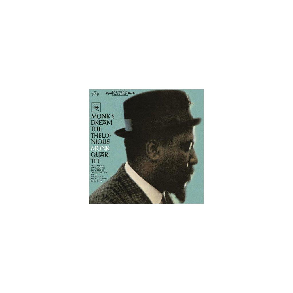 VINYLO.SK | MONK, THELONIOUS - MONK'S DREAM (LP)180 GRAM AUDIOPHILE VINYL
