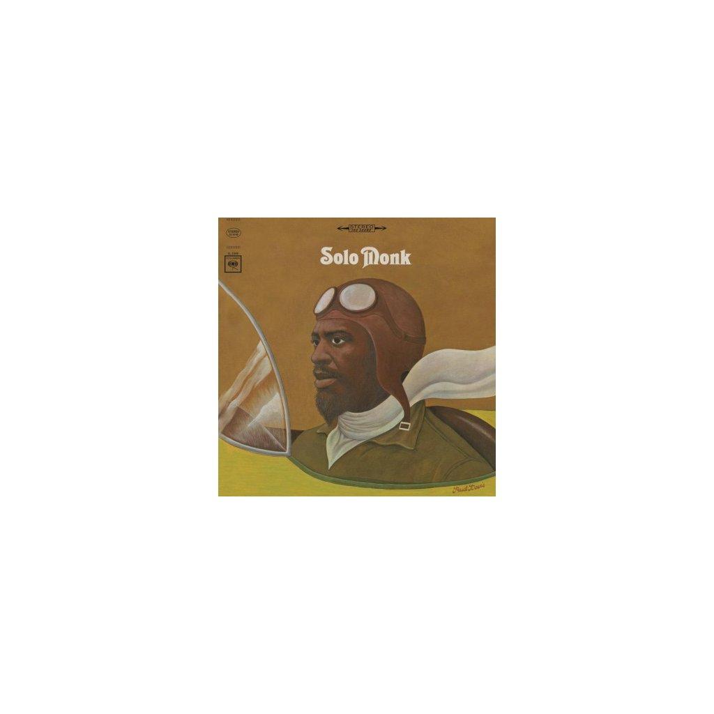 VINYLO.SK | MONK, THELONIOUS - SOLO MONK (LP)180 GRAM AUDIOPHILE VINYL