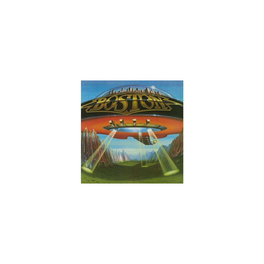 VINYLO.SK   BOSTON - DON'T LOOK BACK (LP)180GR. AUDIOPHILE VINYL/LYRIC SHEET