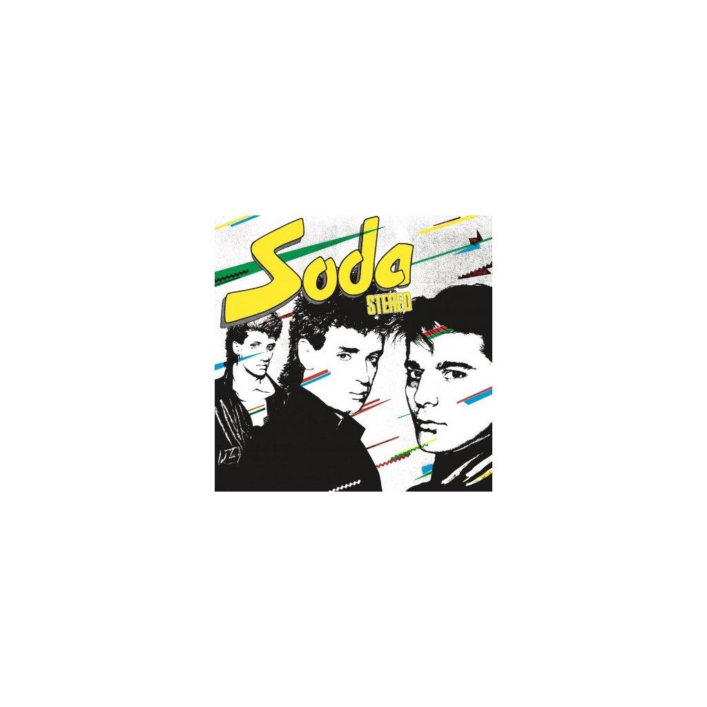 VINYLO.SK   SODA STEREO - SODA STEREO (LP)180 GRAM AUDIOPHILE VINYL / INSERT