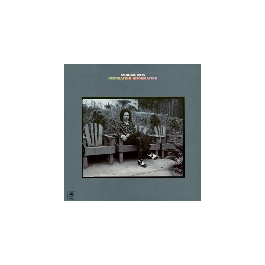 VINYLO.SK | OTIS SHUGGIE - INSPIRATION INFORMATION [LP] 180g AUDIOPHILE VINYL