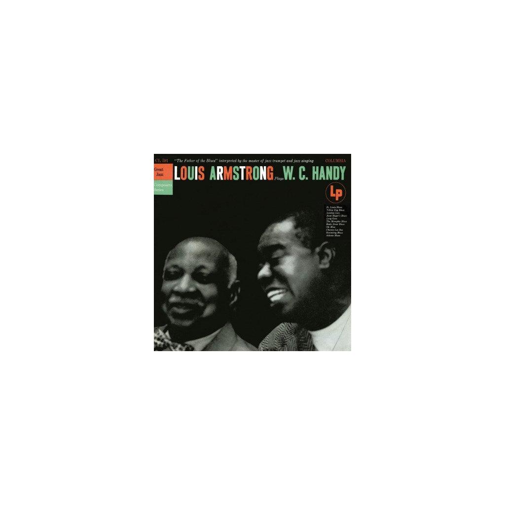 VINYLO.SK   ARMSTRONG, LOUIS - PLAYS W.C. HANDY (LP)180GR. AUDIOPHILE VINYL