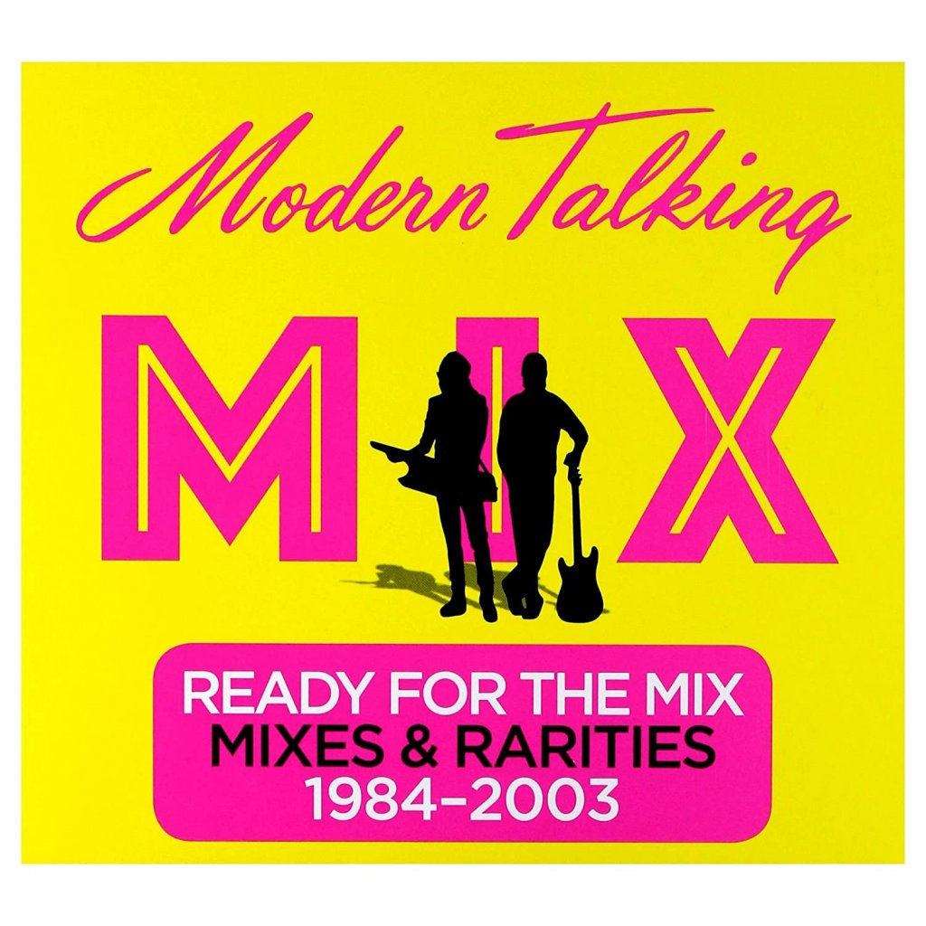 MODERN TALKING ♫ READY FOR THE MIX [LP]