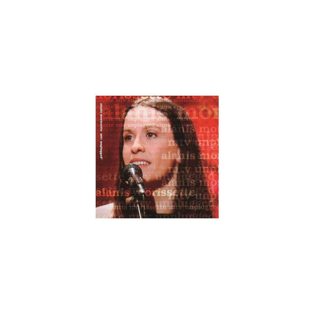 VINYLO.SK | MORISSETTE, ALANIS - MTV UNPLUGGED (LP)180 GRAM AUDIOPHILE VINYL/GATEFOLD SLEEVE