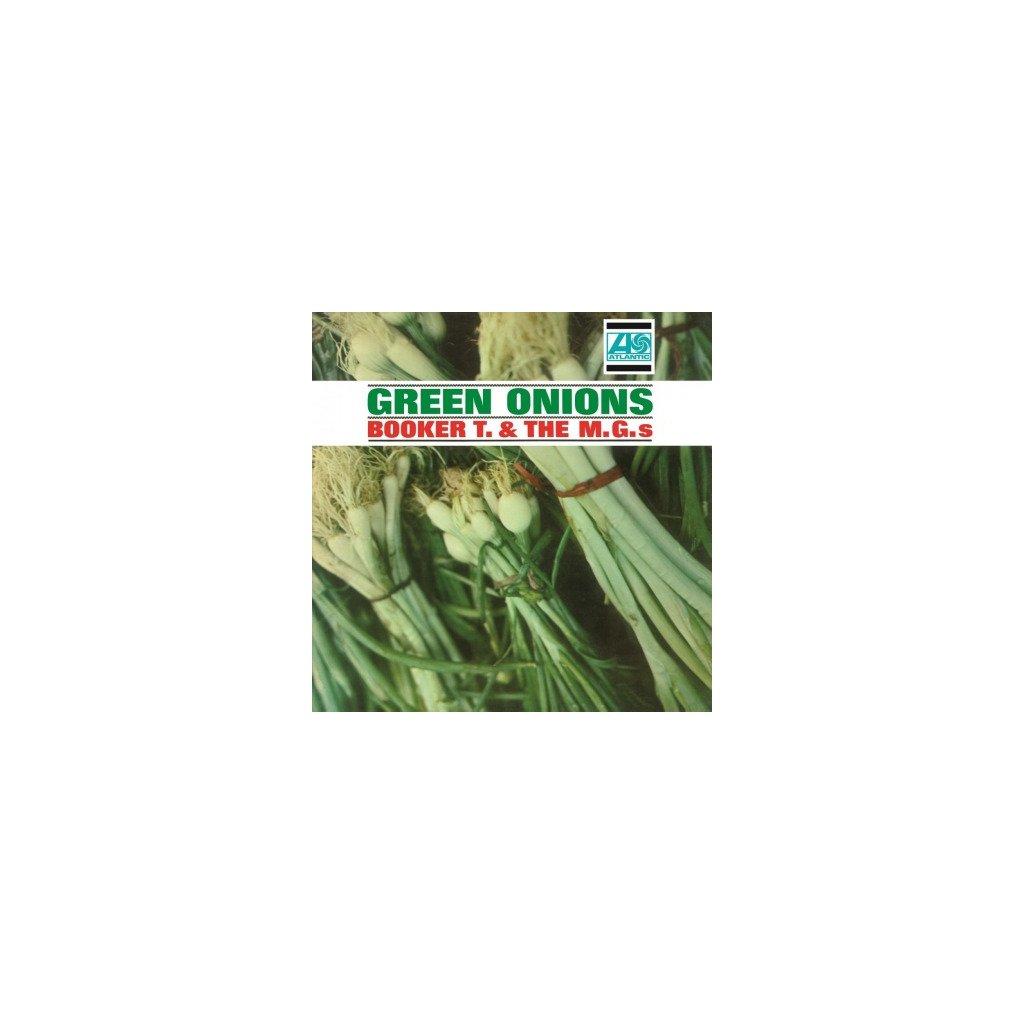 VINYLO.SK   BOOKER T & MG'S - GREEN ONIONS (LP)180GR. AUDIOPHILE VINYL