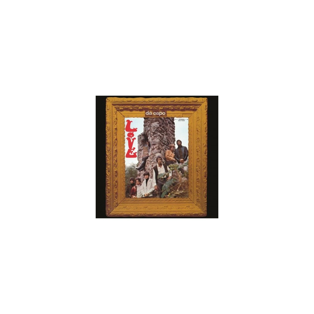 VINYLO.SK | LOVE - DA CAPO (LP)180 GRAM AUDIOPHILE VINYL
