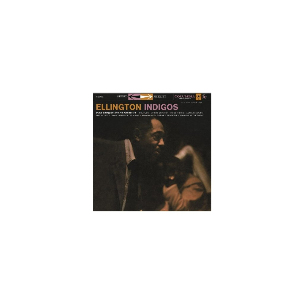 VINYLO.SK | ELLINGTON, DUKE - INDIGOS (LP)180GR. AUDIOPHILE VINYL // INCL. 'THE SKY FELL DOWN'