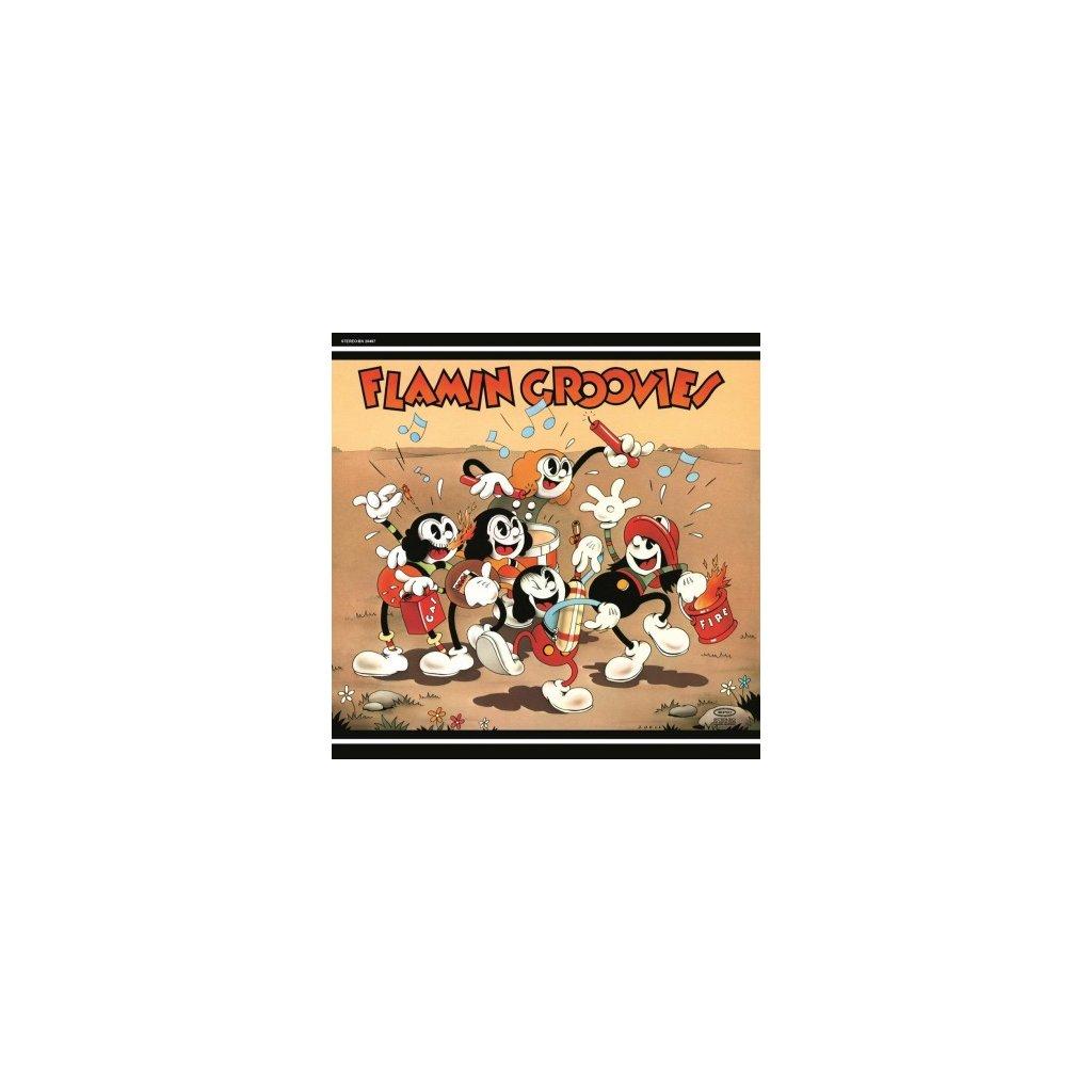 VINYLO.SK | FLAMIN' GROOVIES - SUPERSNAZZ (LP)180GR. AUDIOPHILE VINYL