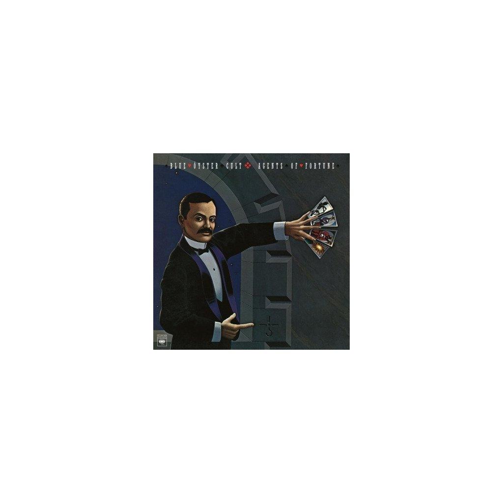 VINYLO.SK   BLUE OYSTER CULT - AGENTS OF FORTUNE (LP)180GR. AUDIOPHILE VINYL