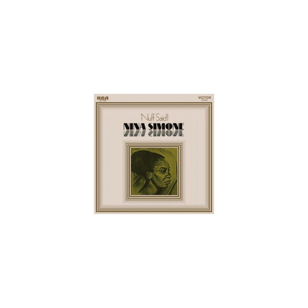 VINYLO.SK | SIMONE, NINA - NUFF SAID! (LP)180 GRAM AUDIOPHILE VINYL