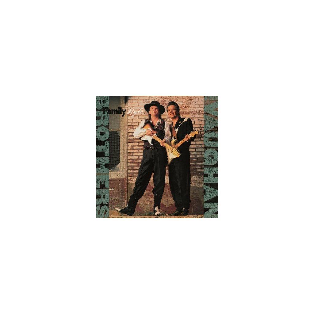 VINYLO.SK | VAUGHAN BROTHERS - FAMILY STYLE (LP)180 GRAM AUDIOPHILE VINYL / INSERT
