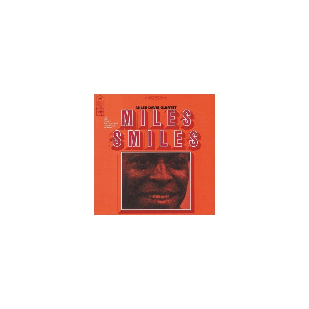 VINYLO.SK   DAVIS, MILES -QUINTET- - MILES SMILES (LP)180GR. AUDIOPHILE VINYL