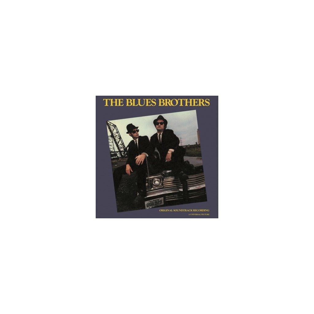 VINYLO.SK | OST - BLUES BROTHERS (LP)180 GRAM AUDIOPHILE VINYL/ORIGINAL 1980 SOUNDTRACK