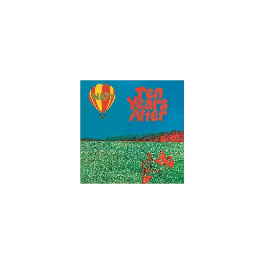 VINYLO.SK   TEN YEARS AFTER - WATT (LP)180 GRAM AUDIOPHILE VINYL / GATEFOLD SLEEVE
