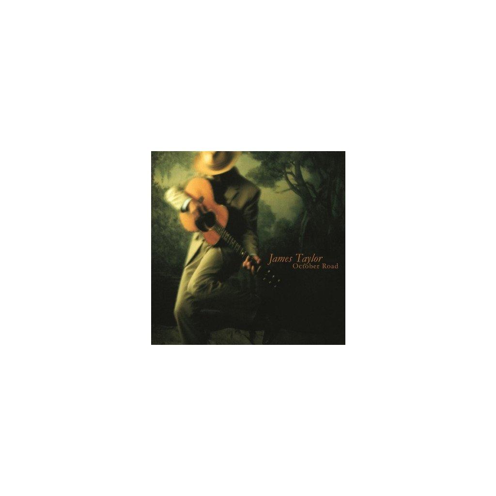 VINYLO.SK | TAYLOR, JAMES - OCTOBER ROAD (LP)180GR AUDIOPHILE VINYL/4PAGE INSERT/FIRST TIME ON VINYL
