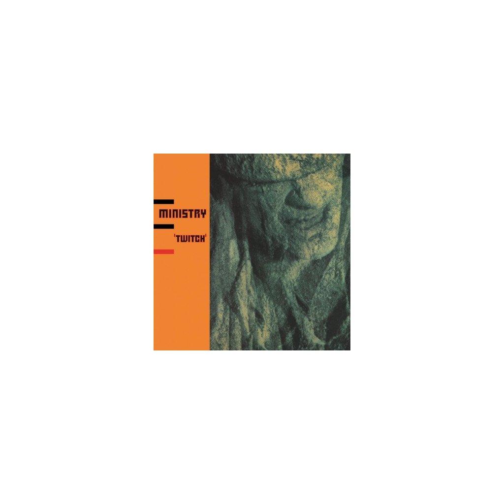 VINYLO.SK | MINISTRY - TWITCH (LP)180 GR./INSERT