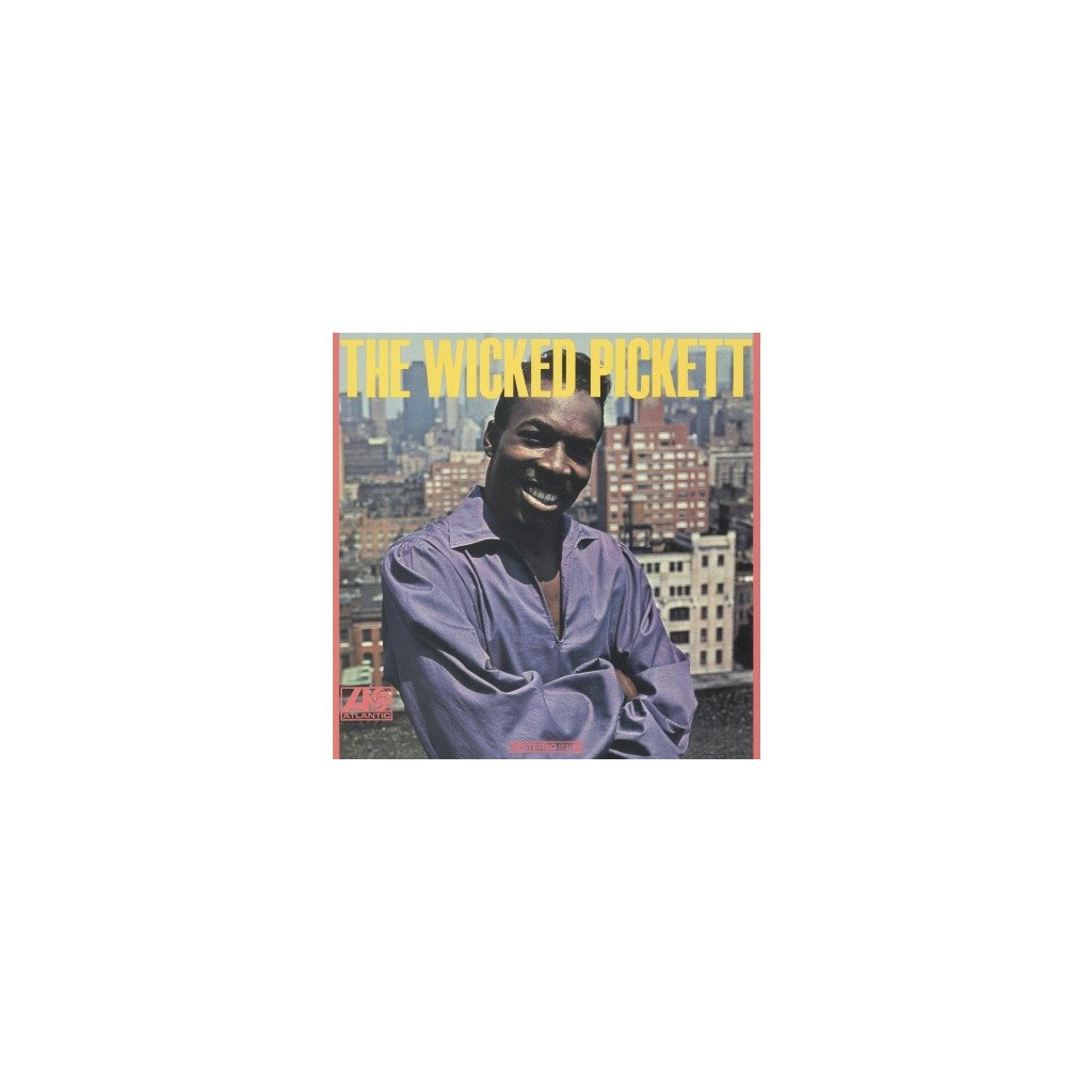 VINYLO.SK | PICKETT WILSON - WICKED PICKETT [LP] 180g AUDIOPHILE VINYL