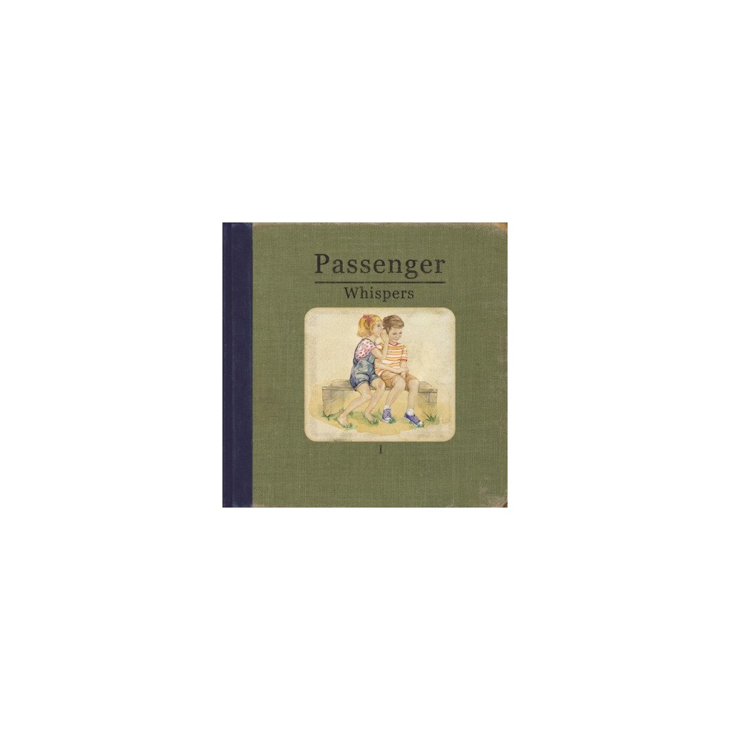 VINYLO.SK | PASSENGER - WHISPERS (2LP)180 GR / GATEFOLD / ACOUSTIC BONUS LP / DOWNLOAD CODE