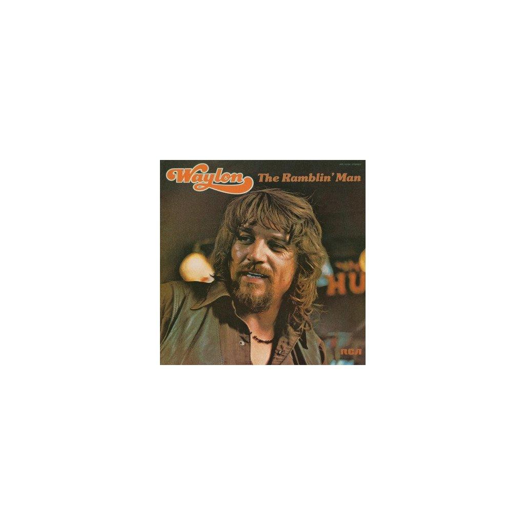 VINYLO.SK | JENNINGS, WAYLON - RAMBLIN' MAN (LP)180GR. AUDIOPHILE VINYL