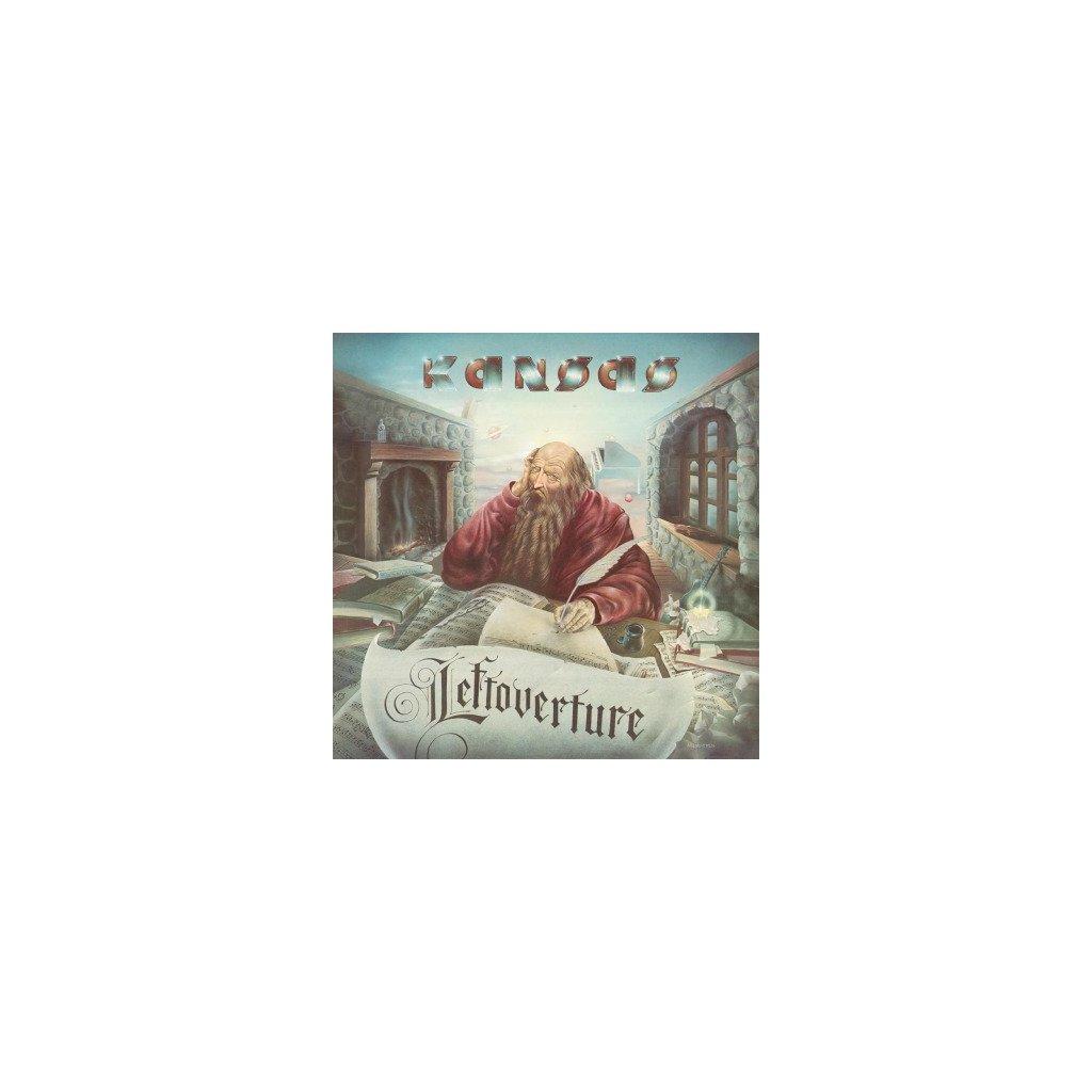 VINYLO.SK | KANSAS - LEFTOVERTURE (LP)180GR. AUDIOPHILE VINYL / INCL. INSERT