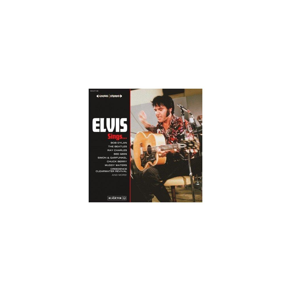 VINYLO.SK | PRESLEY ELVIS - ELVIS SINGS [2LP] 180g GATEFOLD / INSERT
