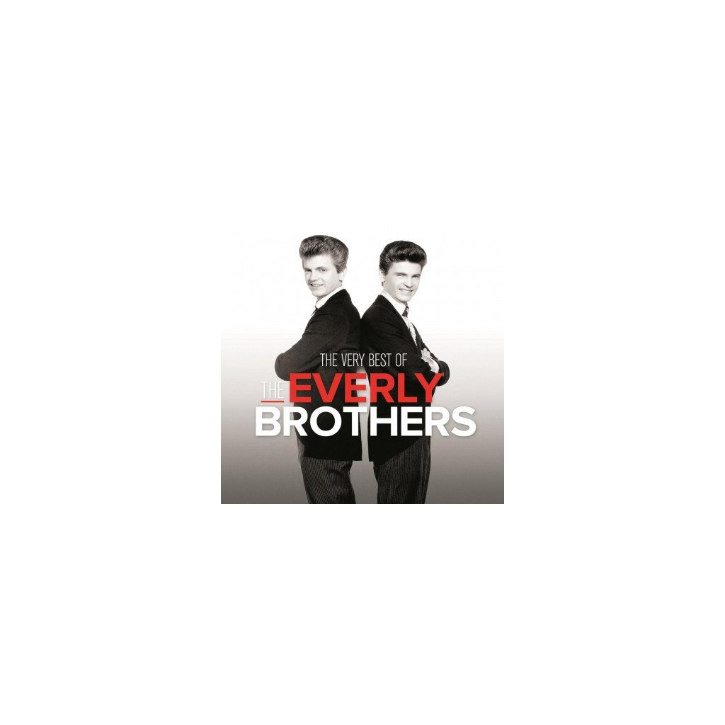 VINYLO.SK | EVERLY BROTHERS - VERY BEST OF (2LP)180GR./INSERT/COMPILATION ON VINYL FOR THE FIRST TIME