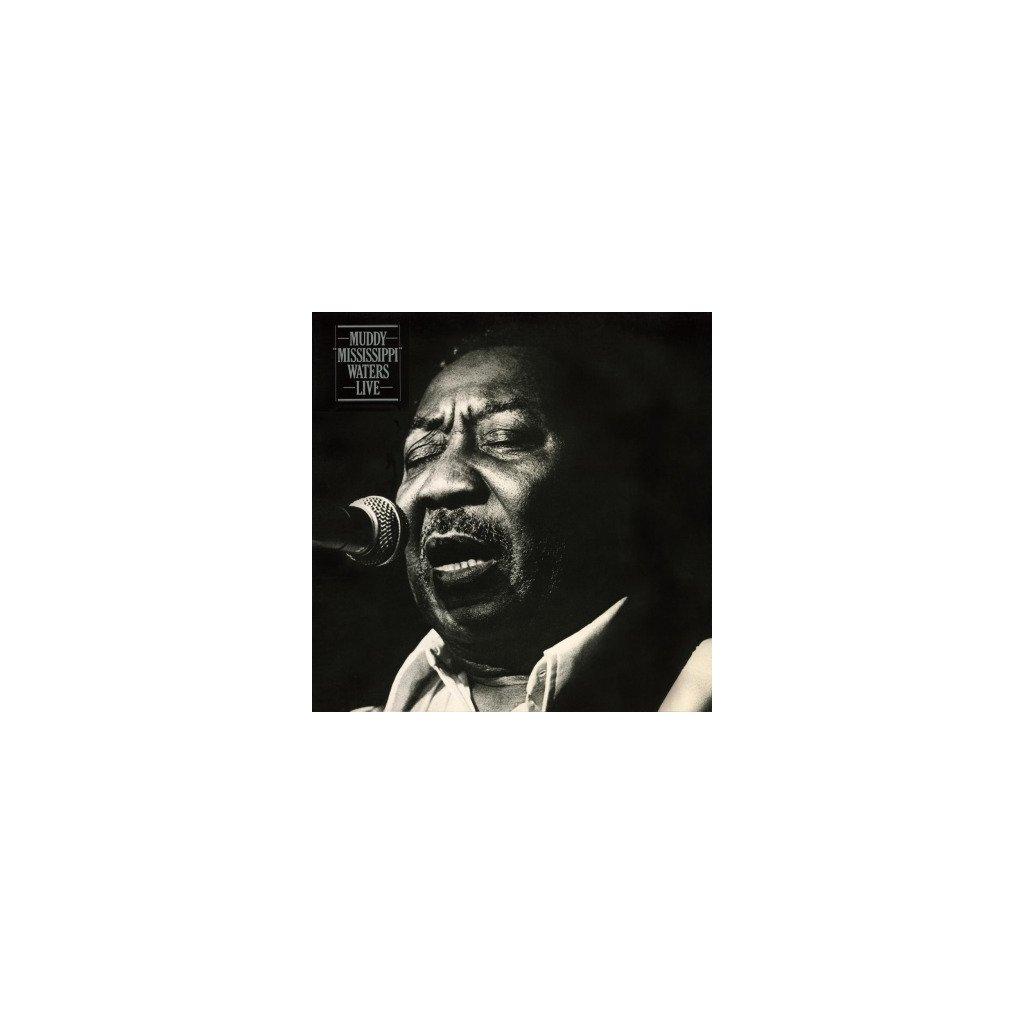 VINYLO.SK   WATERS, MUDDY - MUDDY 'MISSISSIPPI' LIVE (LP)180 GRAM AUDIOPHILE VINYL