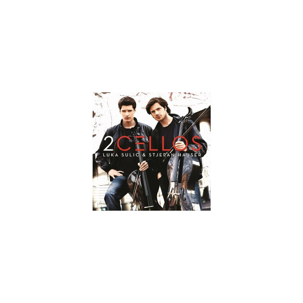 VINYLO.SK | TWO CELLOS - 2CELLOS (LP)180 GR / INSERT / PVC SLEEVE
