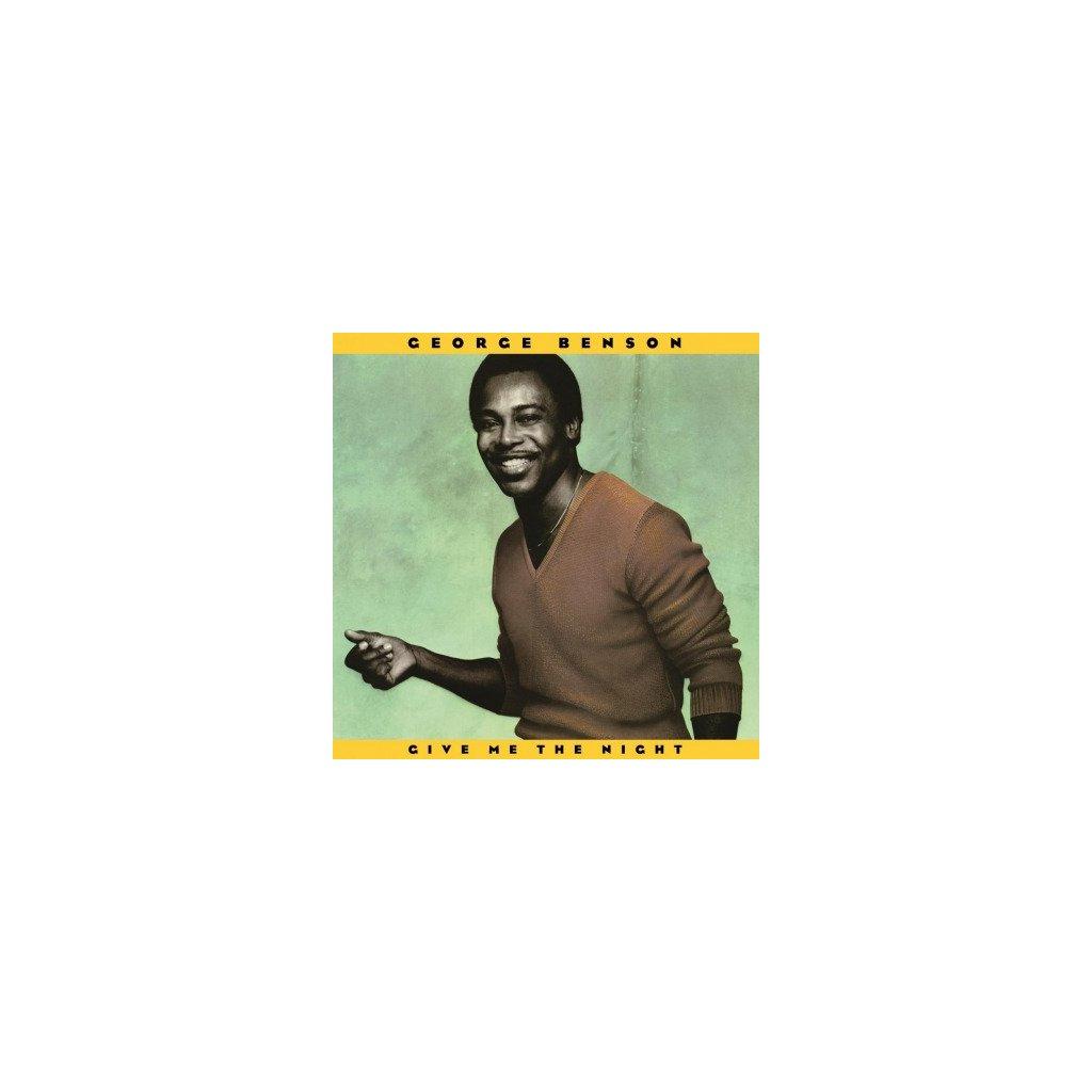 VINYLO.SK | BENSON, GEORGE - GIVE ME THE NIGHT (LP)180GR. AUDIOPHILE VINYL / INSERT