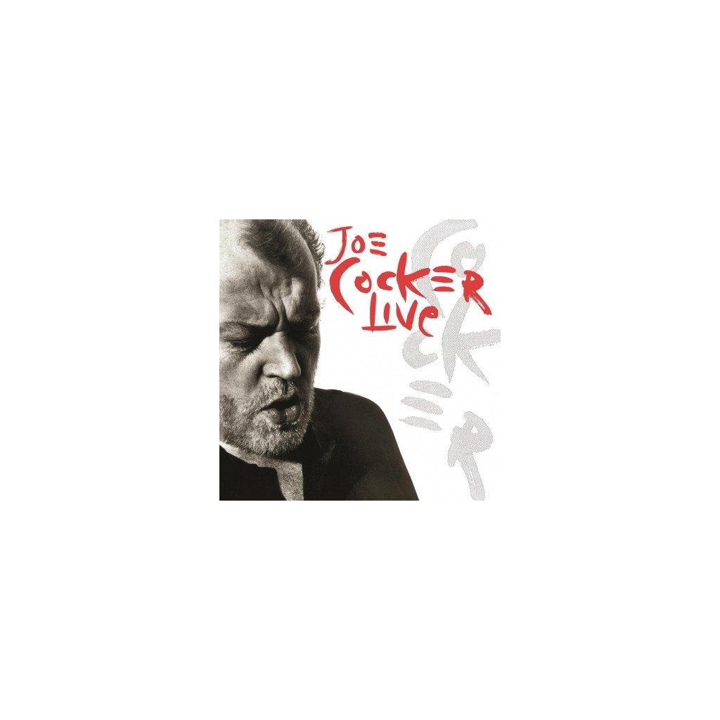 VINYLO.SK | COCKER, JOE - LIVE (2LP)180GR. AUDIOPHILE VINYL