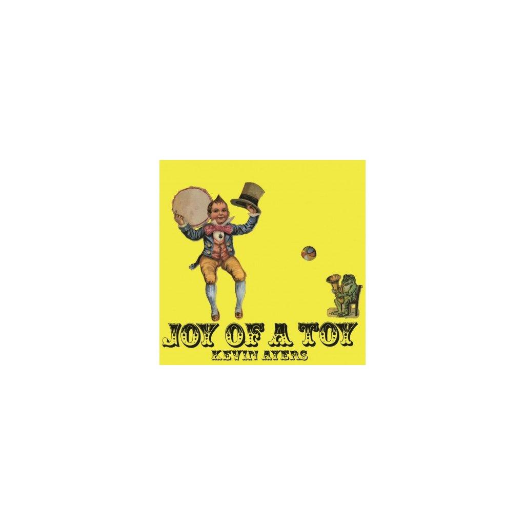 VINYLO.SK | AYERS, KEVIN - JOY OF A TOY (LP)180GR. AUDIOPHILE VINYL